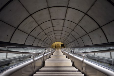 Metro Station, Foster + Partners | Bilbao, Baskenland