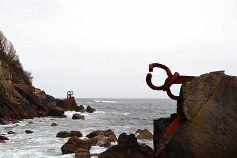 Peine del Viento, Eduardo Chillida | Donostia / San Sebastián, Baskenland