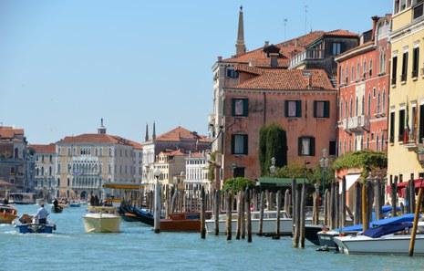 Canal Grande | Venedig, Venetien