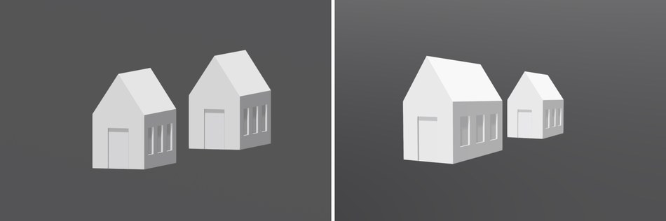 Parallel- und Zentralprojektion