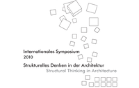 Symposium Structural Thinking in Architecture