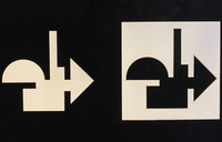 2D figures >> 3D objects >> 2D representation