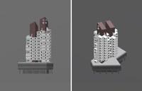 3D models for descriptive geometry